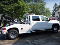 TOW TRUCK/FLATBED DRIVER