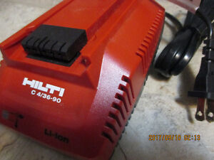 NEW HILTI CHARGER