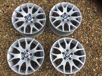 BMW Alloys 18in x4