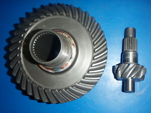 HONDA TRX 300 REAR DIFFERENTIAL CROWN/PINION AND BEARING KIT Prince George British Columbia image 1