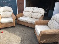 Lovely conservatory suite / sofa