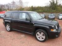 2010 60 JEEP PATRIOT 2.4 SPORT PLUS 5D 168 BHP