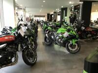 KAWASAKI ZZR1400 PERFORMANCE SPORT ORDER YOURS TODAY
