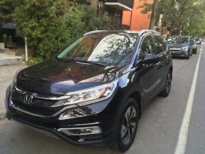 2015 Honda CR-V AWD Touring VUS