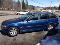 2003 BMW 3-Series XIT awd Familiale