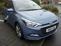 2015 Hyundai i20 1.2 SE 5dr HATCHBACK Petrol Manual