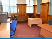 Co-Working * Cobden Street - M6 * Shared Offices WorkSpace - Manchester