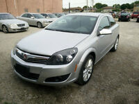 2008 Saturn Astra XR Coupe (2 door) ONLY 58000KM