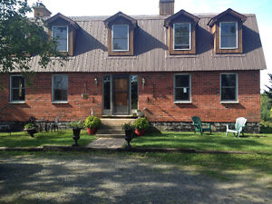 Lakefront home, vacation property, retreat, income producing