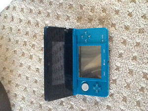 BLUE 3DS FOR SALE