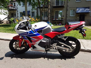 Honda CBR600RR ABS 2013