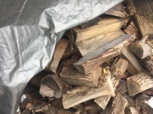 Seasoned firewood for sale (hardwood)
