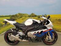 BMW S1000RR 2010** Service History, ABS, Power Modes, Traction Control