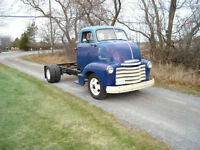 COE   TRUCK,     CABOVER