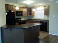 NO LEASE REQ'D, FURNISHED, ALL UTILITIES INCL, 3 BEDROOM, GARAGE