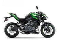2018 KAWASAKI Z900.WILL QUALIFY FOR PCP DEPOSIT CONTRIBUTION 750 POUNDS