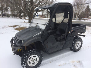2008 YAMAHA 700 RHINO SPECIAL EDITION (WE FINANCE)