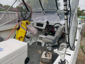 Stacey aluminum | Boat Accessories & Parts | Gumtree