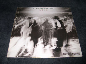 Fleetwood Mac - Fleetwood Mac Live (1980) LP 2 disques ROCK