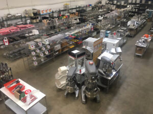 Restaurant Equipment New & Used - Western Ont Largest Selection