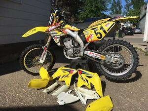RMZ 250 maintenance by the book
