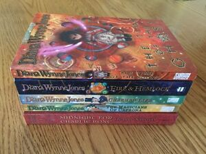 5 Chapter Books ages 9 - 12 (New, unread)