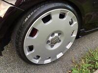 AUDI A6 monoblock alloy wheels