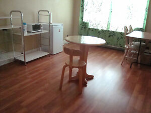 Furnished Room include Utilities + Internet