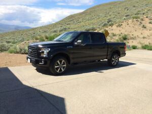 2016 Ford F-150 XLT Supercrew Sport Pickup Truck