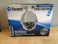 Swann Pro-746 Pan and Tilt CCTV Camera High Res. 700TVL 360° Rota PTZ BARGAIN