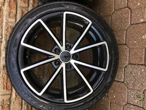 "17""  VW , Audi, Mercedes rims"