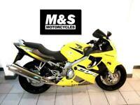 Honda CBR600F-I