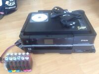 Epson PX720WD with CISS Ink Tank