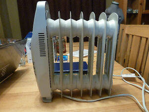 Oil Filled Space Heater 50W