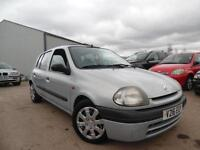 RENAULT CLIO RT 1.2 PETROL 5 DOOR HATCHBACK