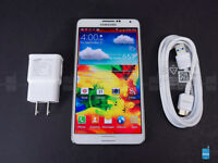 SAMSUNG NOTE 3 WHITE - UNLOCKED LIKE NEW IN BOX
