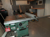 Inernational Bench Saw