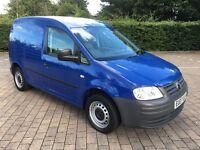 2007 Volkswagen Caddy 2.0 SDI PD Panel Van, NEW 12 MONTHS MOT, NO VAT!