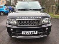 Land Rover Range Rover Sport 2.7TD V6 auto Stormer SE