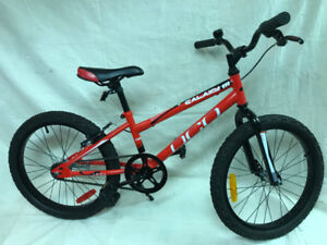 "Kids 20"" DCO Galaxy Red Bike for Sale in Excellent Condition"