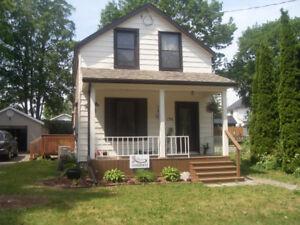 2 plus 1 bedroom house for rent in Ingersoll