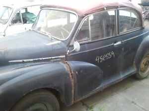 Morris minor parts wanted