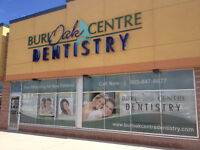Dental Receptionist - Full Time Oakville