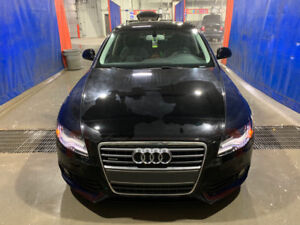 2009 Audi A4 2.0T - Manual - 182,100 km - Great Condition
