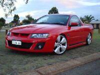 Custom Holden Maloo Vauxhall pick up 5.7l