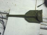 M43 entrenching tool US ww2
