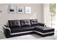 Corner Sofa Bed MUNDO-SALE