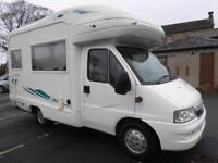 Avondale Seaspirit 4CDS rear kitchen coachbuilt motorhome for sale Ref 13040