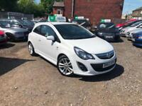 2014 63 VAUXHALL CORSA 1.4 SRI 3 DOOR HATCHBACK FSH 2 KEYS IMMACULATE CONDITION