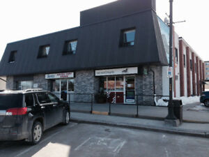 Storefront rental for office or retail in Deep River